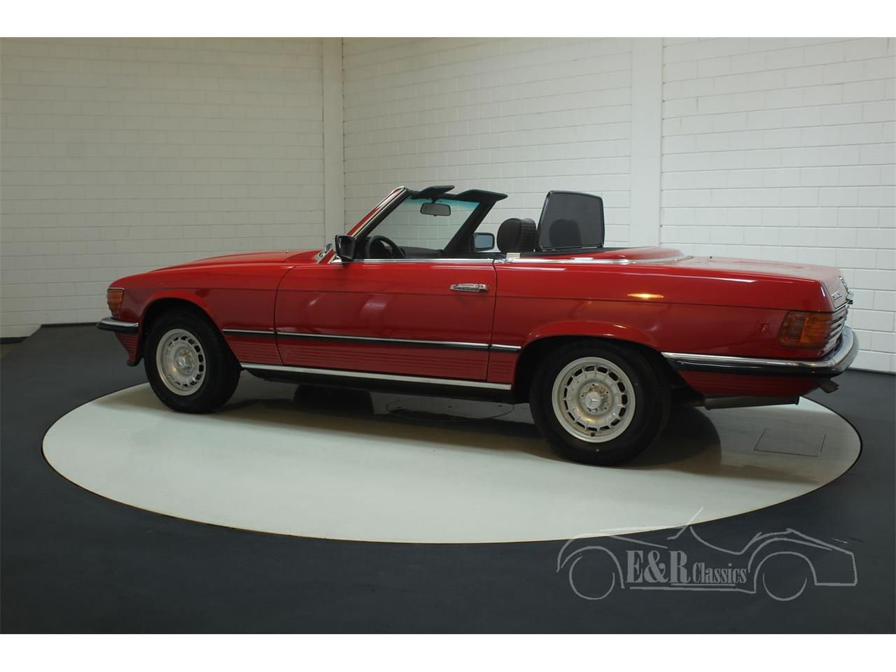 Large Picture of '85 380SL located in Noord-Brabant - $38,550.00 Offered by E & R Classics - R1DJ