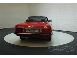 Picture of 1985 380SL - $38,550.00 Offered by E & R Classics - R1DJ