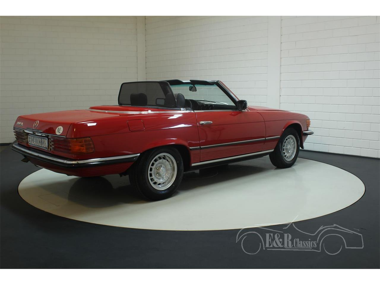 Large Picture of 1985 Mercedes-Benz 380SL located in Noord-Brabant - $38,550.00 - R1DJ