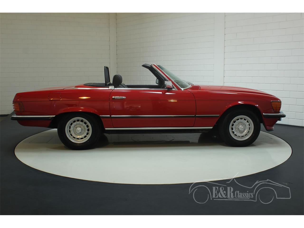 Large Picture of '85 380SL Offered by E & R Classics - R1DJ