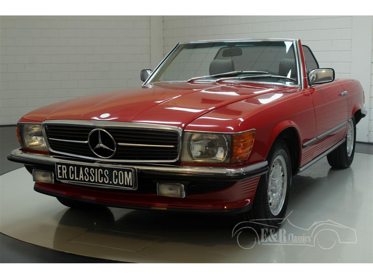 Large Picture of '85 Mercedes-Benz 380SL located in Noord-Brabant Offered by E & R Classics - R1DJ