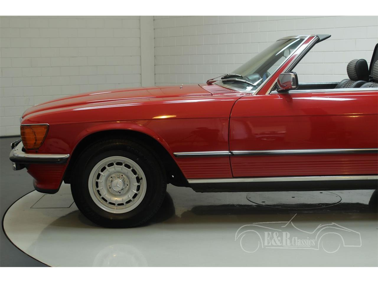 Large Picture of '85 380SL located in Noord-Brabant Offered by E & R Classics - R1DJ