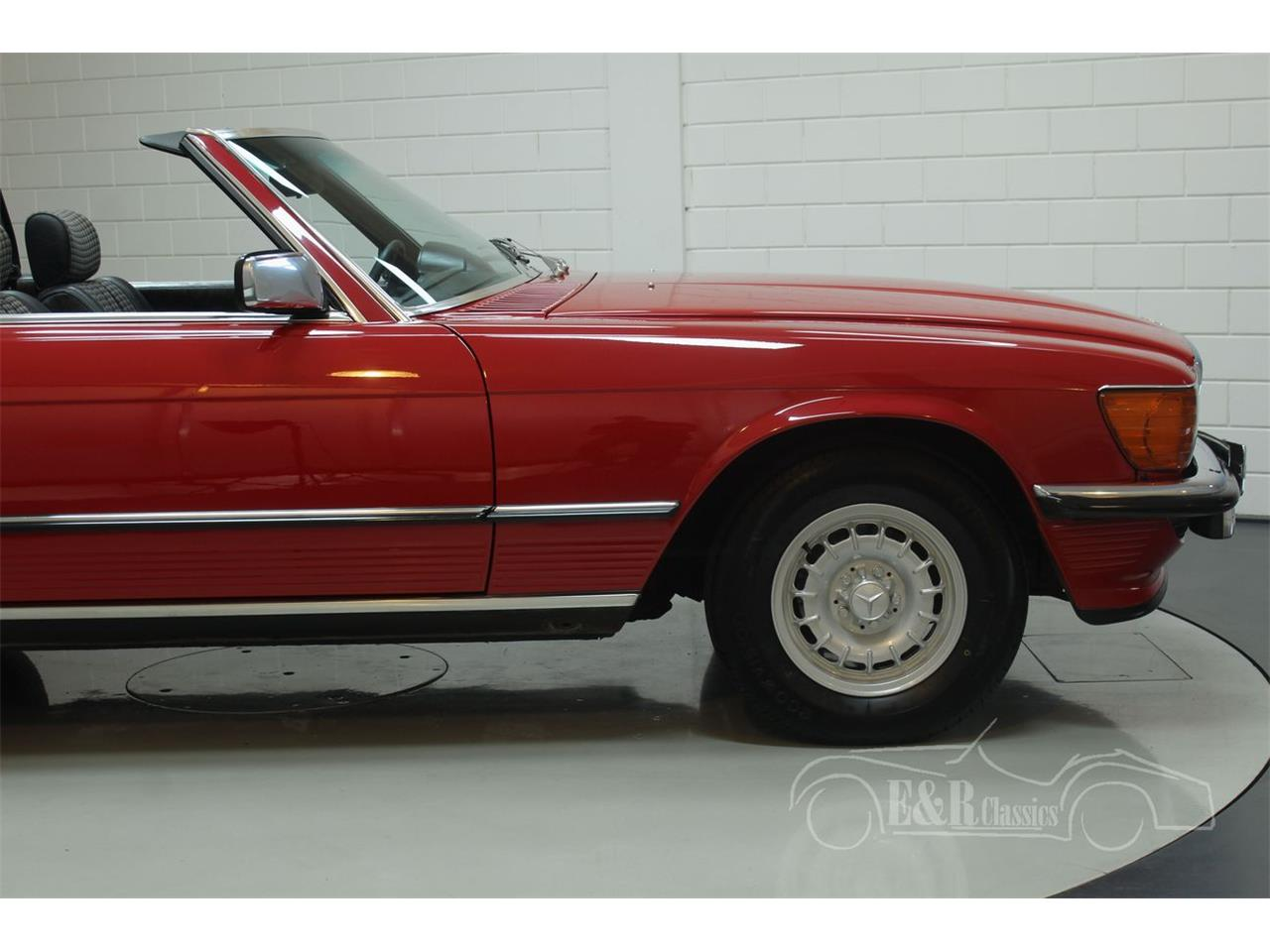 Large Picture of '85 Mercedes-Benz 380SL located in Noord-Brabant - R1DJ