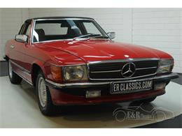 Picture of 1985 380SL located in Waalwijk Noord-Brabant Offered by E & R Classics - R1DJ