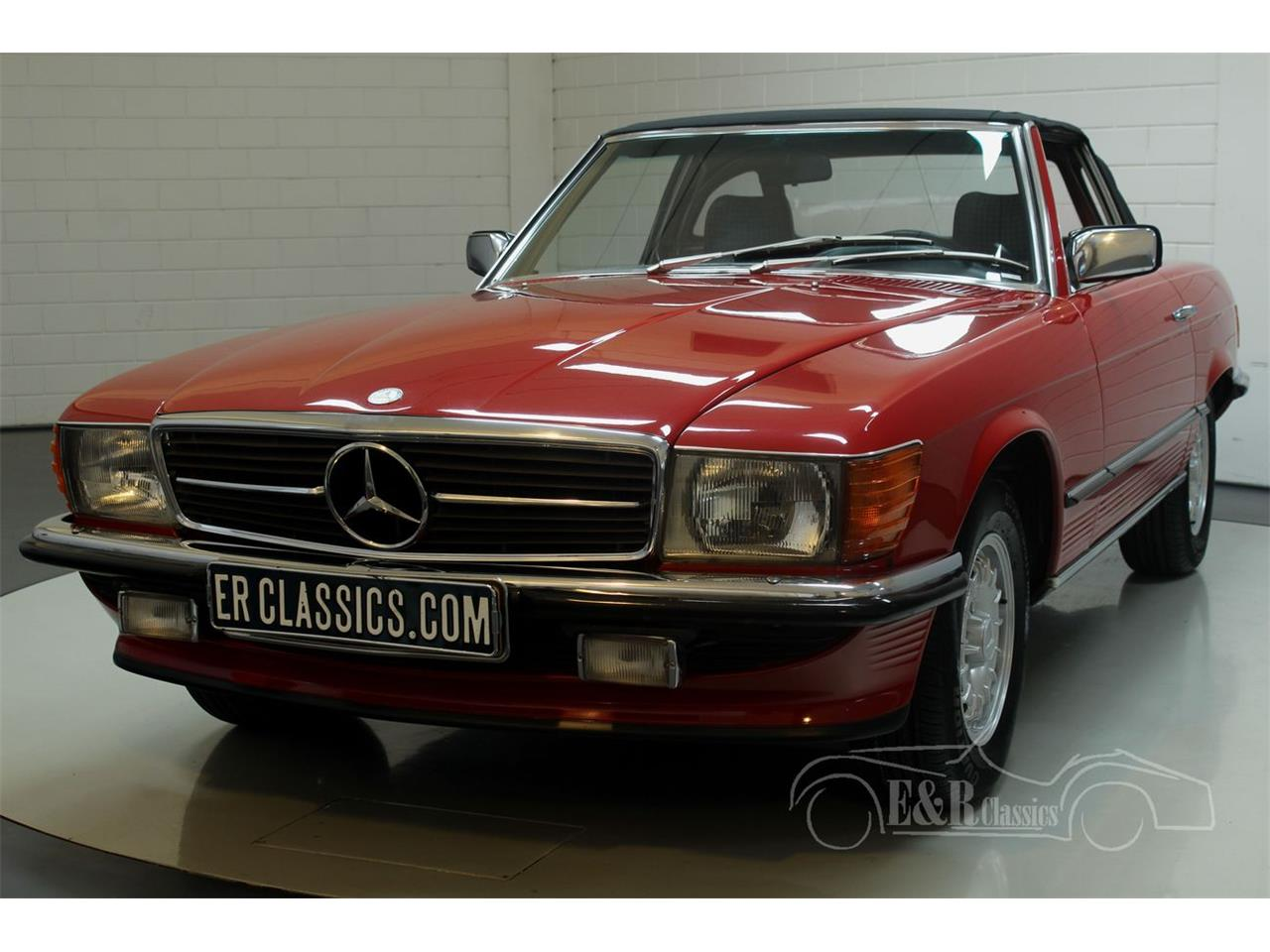 Large Picture of 1985 Mercedes-Benz 380SL - R1DJ