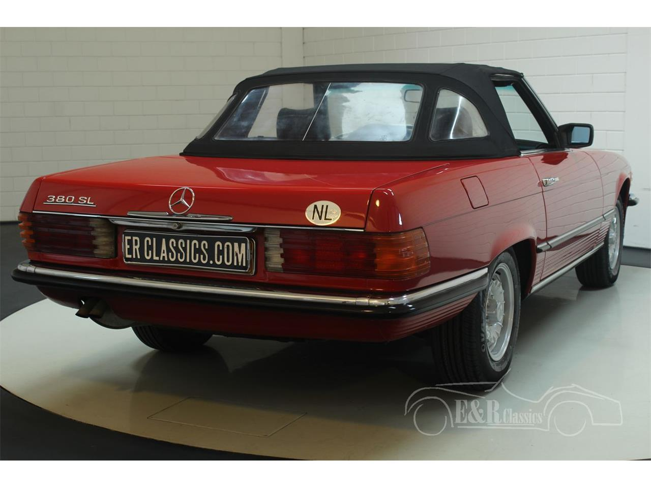 Large Picture of 1985 380SL located in Noord-Brabant Offered by E & R Classics - R1DJ