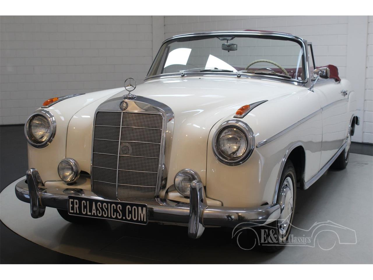 Large Picture of Classic 1960 Mercedes-Benz 220SE - R1DL