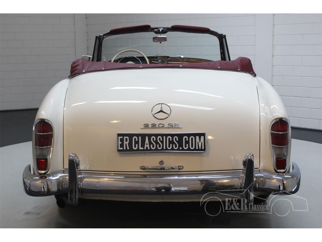 Large Picture of 1960 220SE located in noord brabant - $143,800.00 Offered by E & R Classics - R1DL