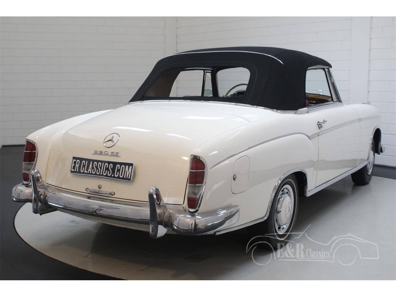 Large Picture of '60 220SE located in noord brabant - $143,800.00 Offered by E & R Classics - R1DL