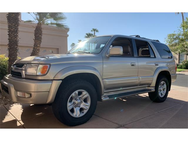 Picture of 2001 4Runner Offered by a Private Seller - R1DT