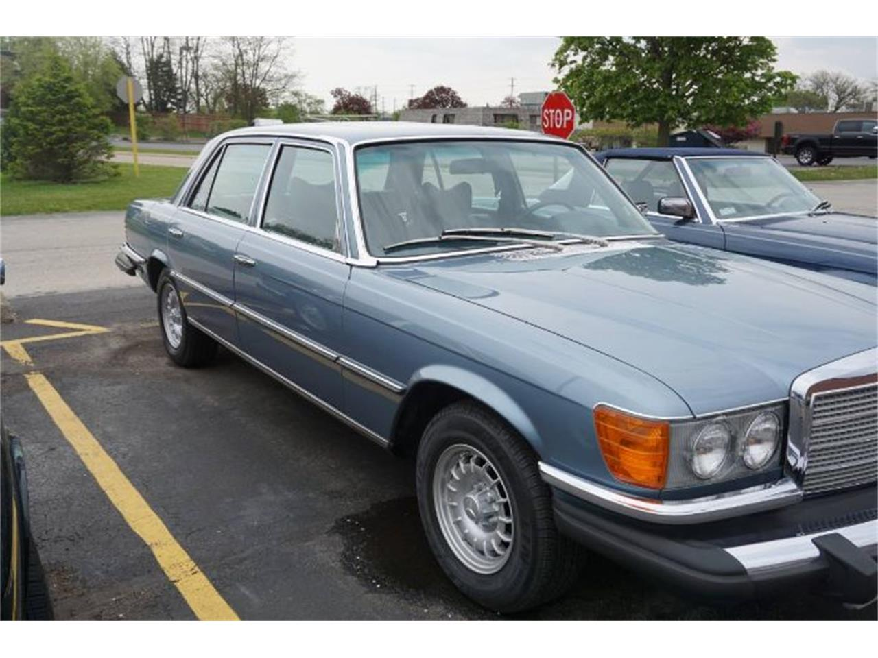 Large Picture of '76 450SL - $12,495.00 - R0C7