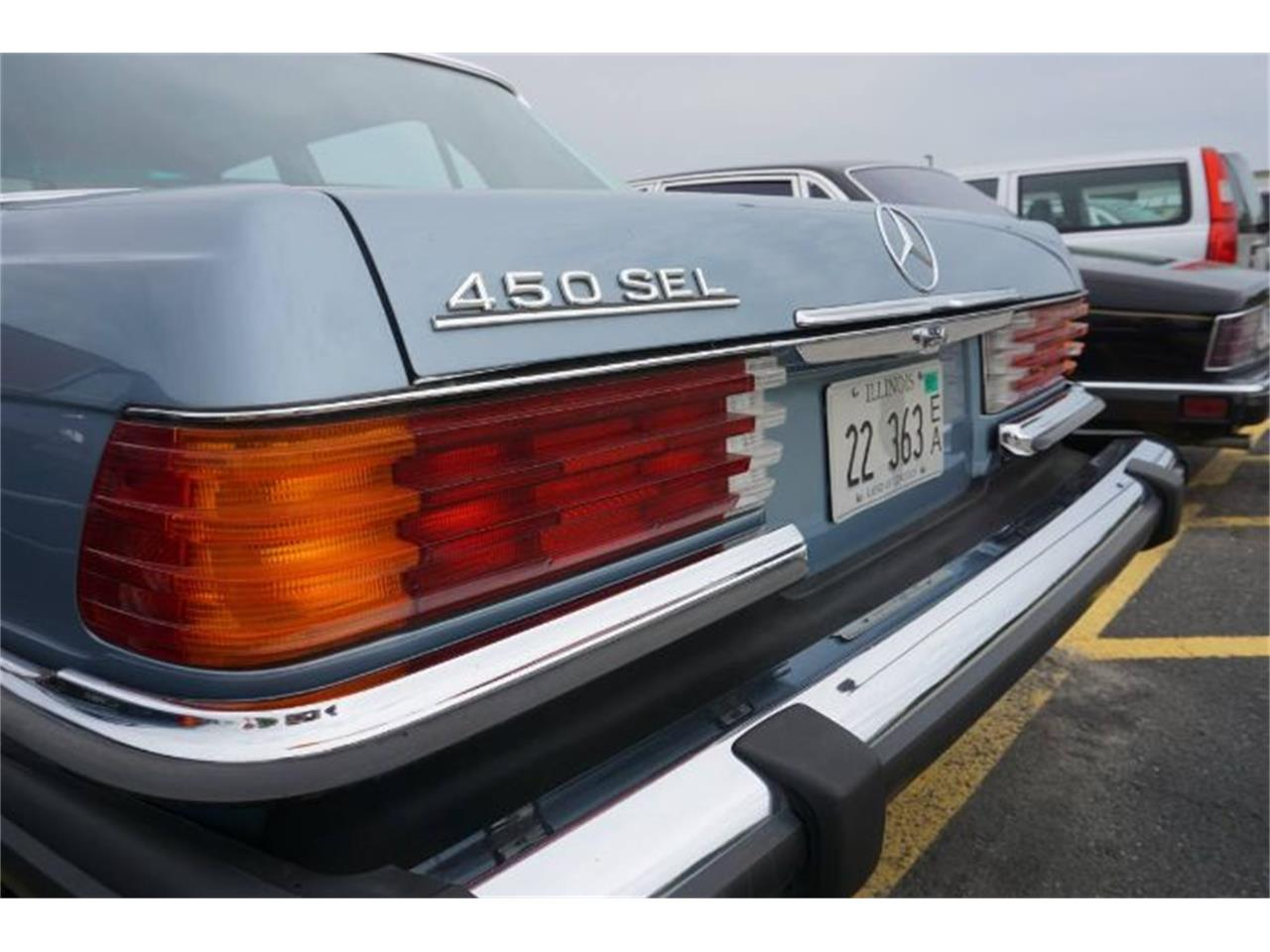 Large Picture of '76 450SL - $12,495.00 Offered by Classic Car Deals - R0C7