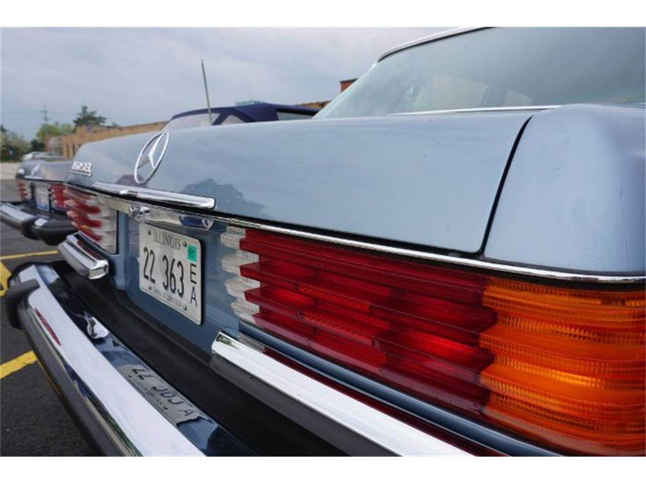 Large Picture of 1976 450SL - R0C7