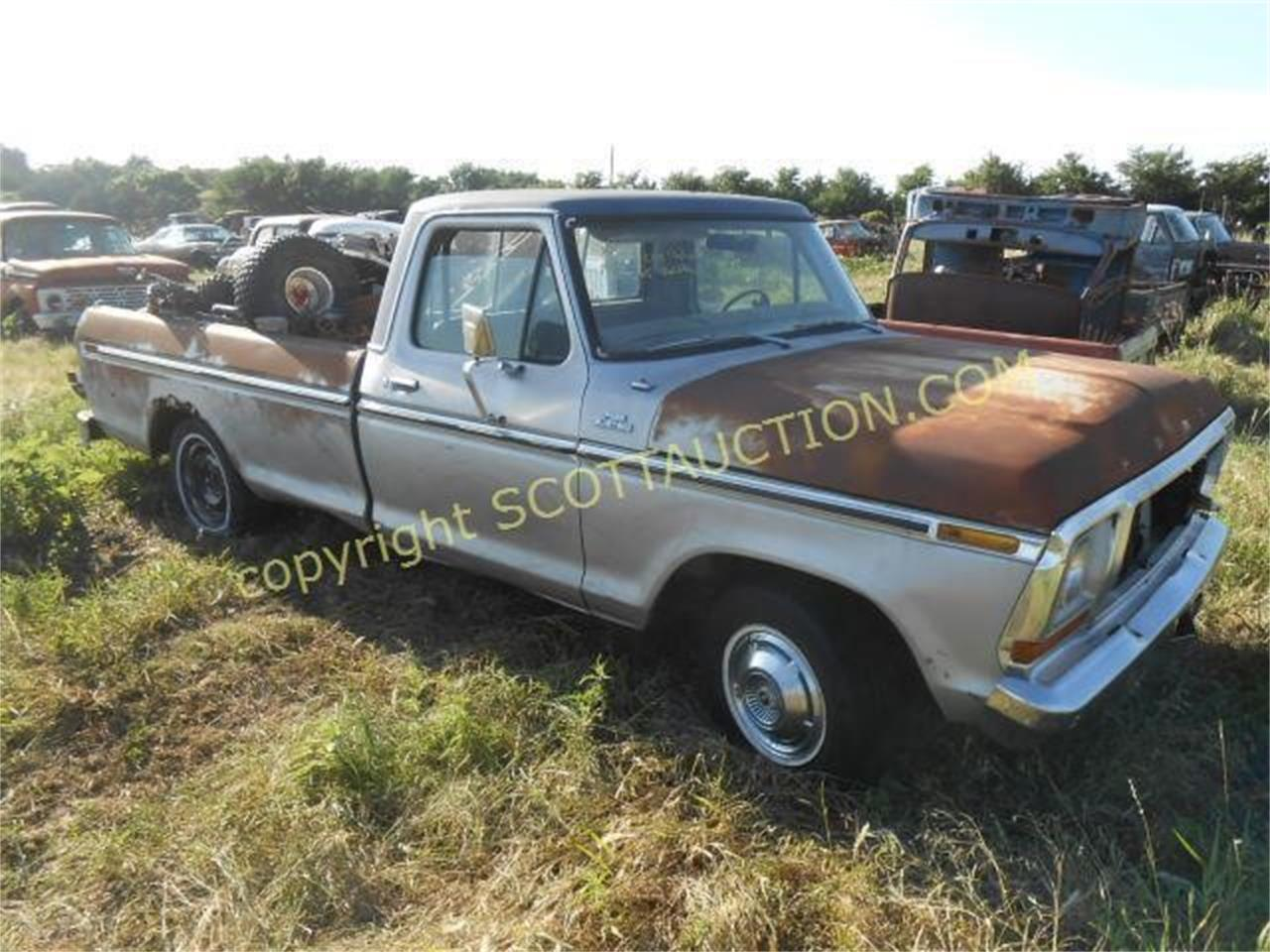 Large Picture of '79 Ford F100 Auction Vehicle - R1E2
