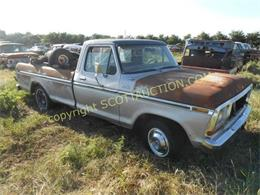 Picture of '79 Ford F100 located in Kansas Auction Vehicle Offered by Scott Auction - deactivated 354 - R1E2