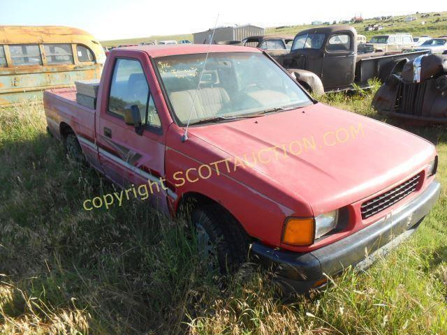 Picture of '90 Isuzu Pickup located in Kansas Auction Vehicle - R1E6