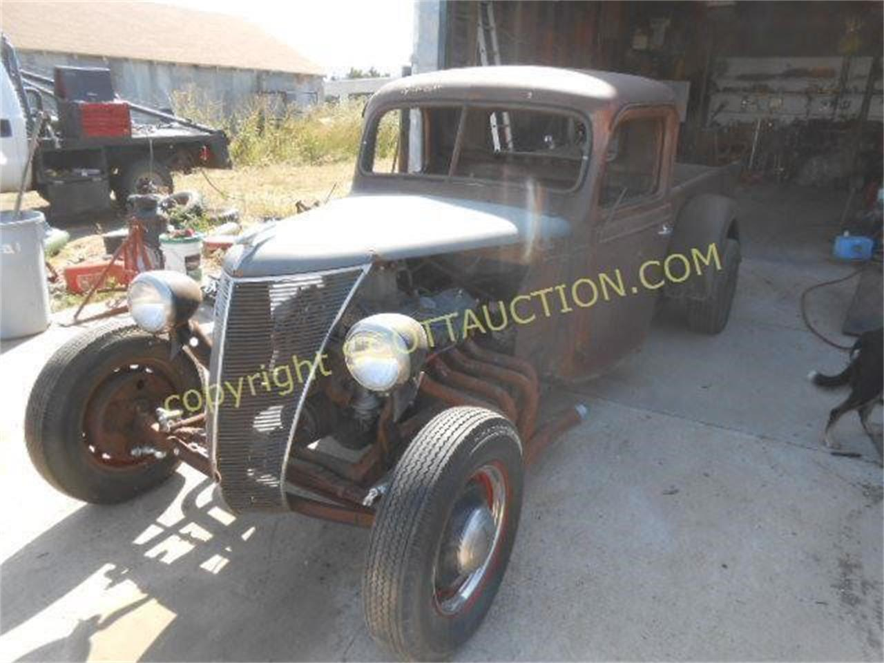 Large Picture of '37 Pickup - R1EX