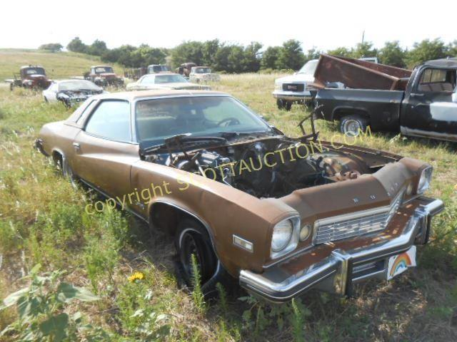 Picture of '74 Buick Century located in Garden City Kansas Auction Vehicle - R1FX