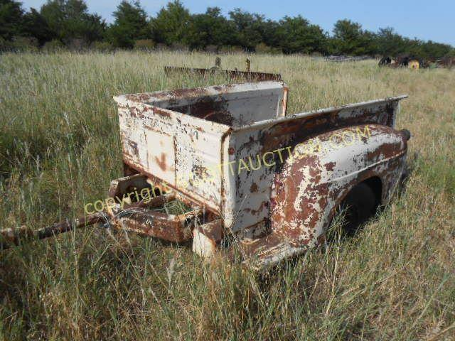 Picture of 1954 Ford Pickup located in Garden City Kansas Auction Vehicle Offered by  - R1G2