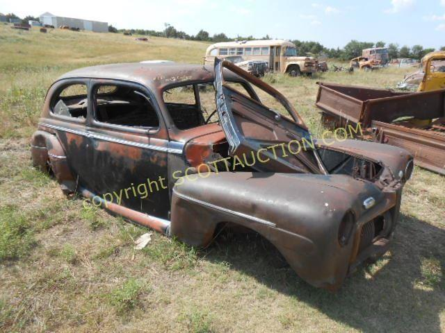 1942 Ford Coupe