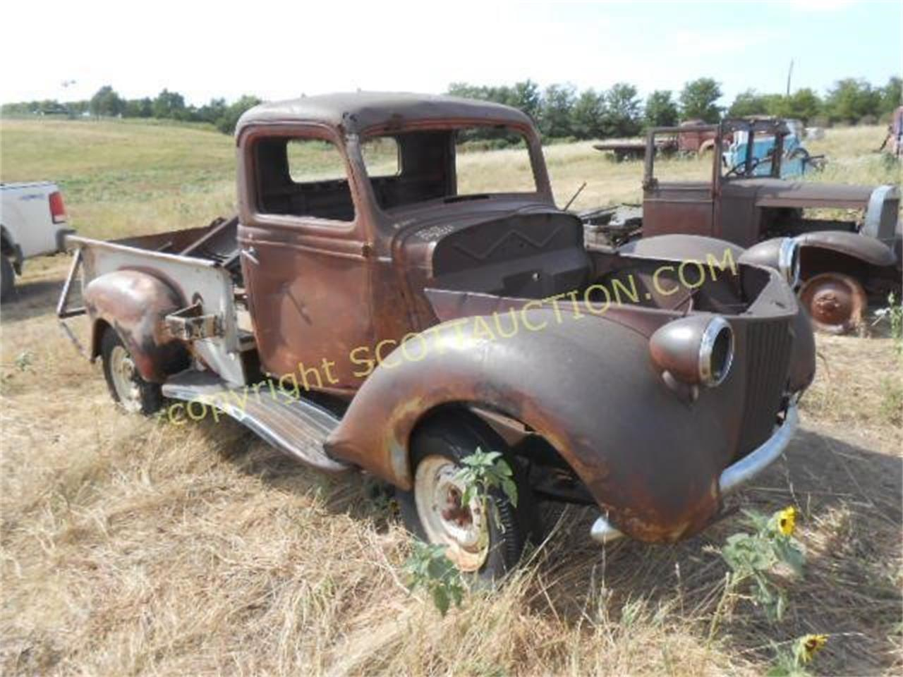 Large Picture of '40 Pickup - R1GH