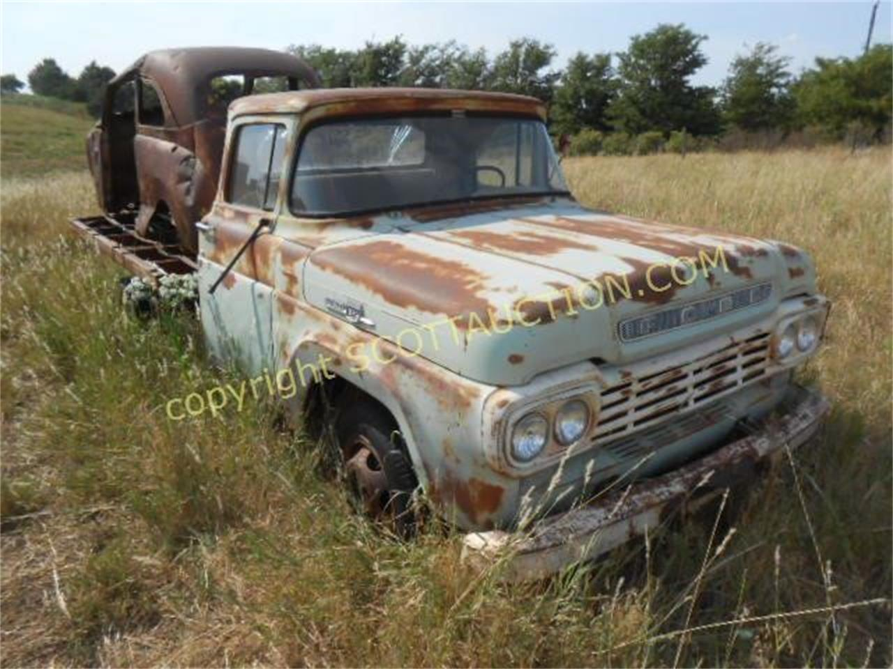 Large Picture of Classic '60 F350 located in Garden City Kansas - R1GO