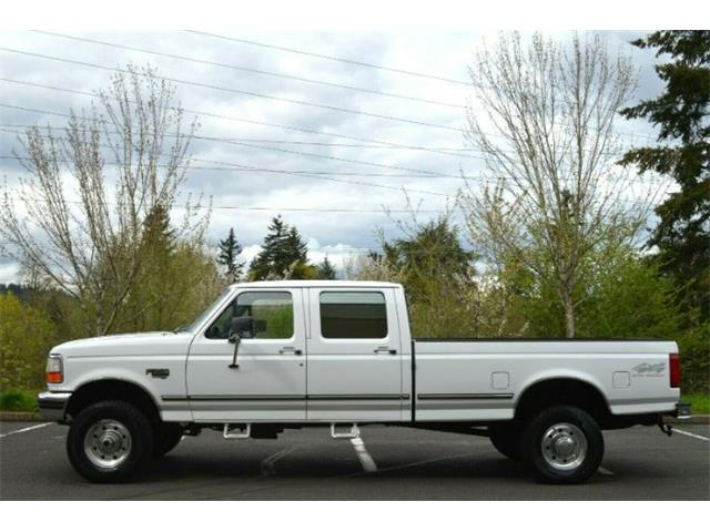 Picture of 1997 Ford F350 located in Cadillac Michigan Offered by  - R0CH