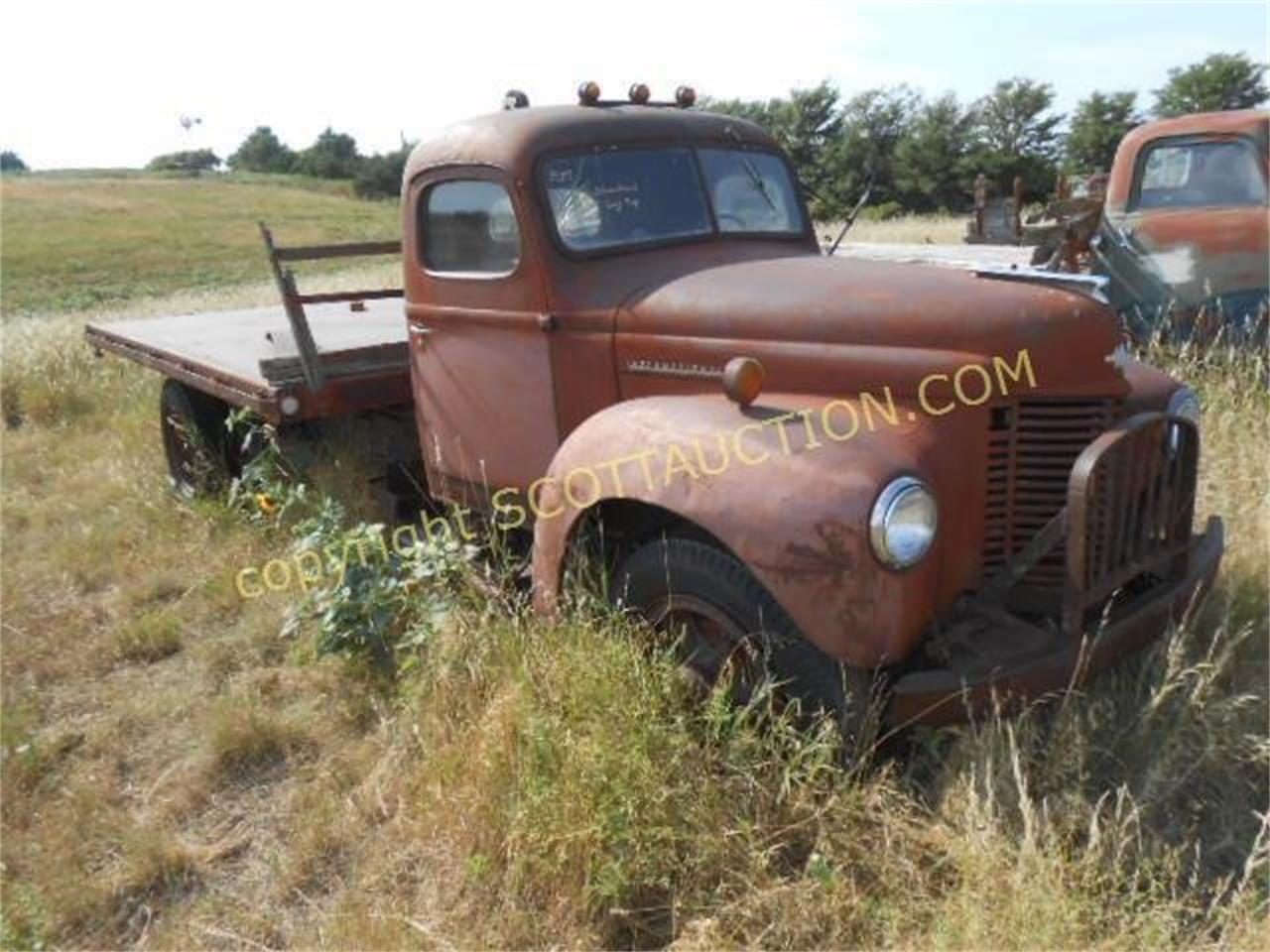 Large Picture of '47 Pickup - R1GR
