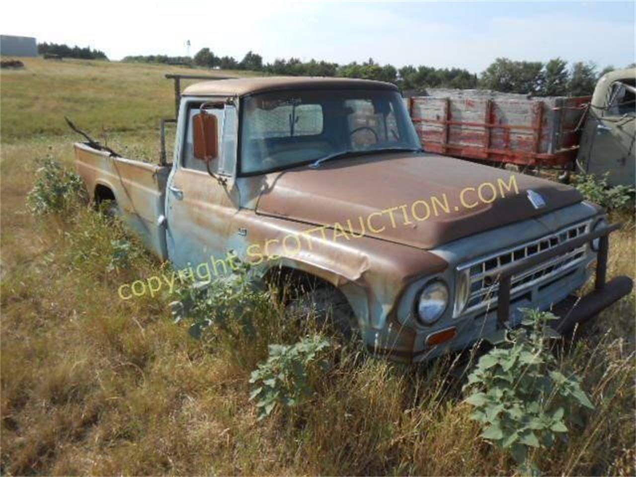 Large Picture of '63 Pickup - R1GU