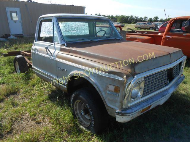 Picture of '71 C/K 10 - R1IN