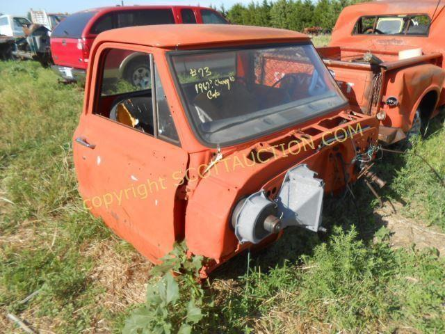 Picture of 1967 Chevrolet C10 Auction Vehicle - R1IP