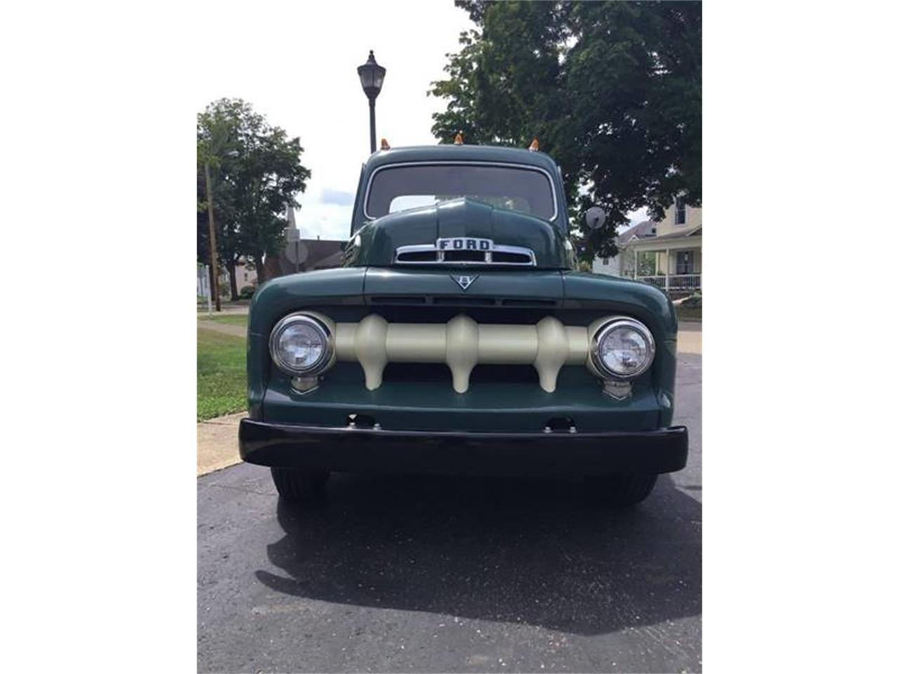 Large Picture of '51 Pickup - R1J7