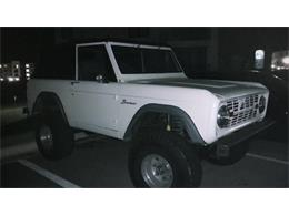 Picture of Classic '67 Bronco located in Cadillac Michigan Offered by Classic Car Deals - R0CS