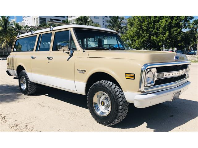 Picture of '70 Suburban - R1JS