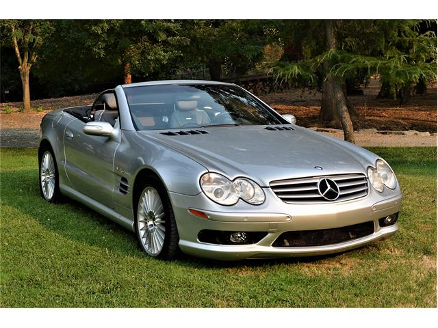 Picture of '04 SL55 - R1JT