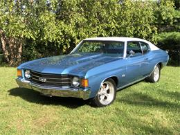 Picture of Classic 1972 Chevelle located in Illinois - $30,000.00 Offered by United Auto Exchange - R1KM