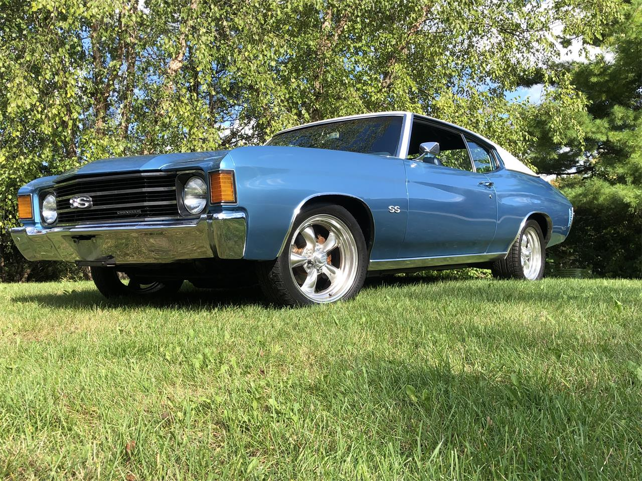 Large Picture of Classic 1972 Chevelle - R1KM