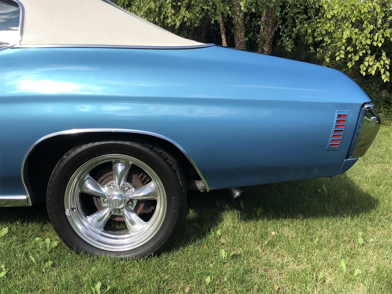 Large Picture of Classic '72 Chevrolet Chevelle located in Long Grove Illinois - $30,000.00 - R1KM
