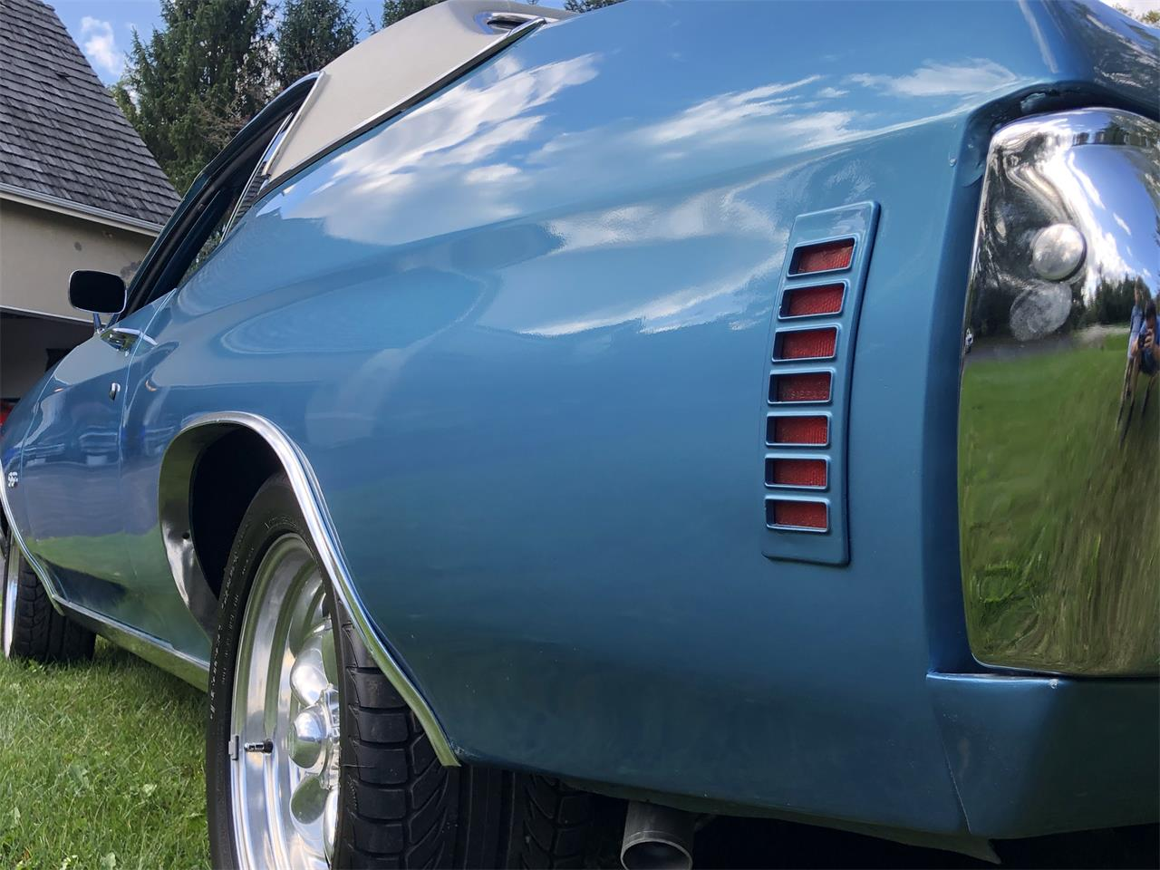 Large Picture of Classic 1972 Chevrolet Chevelle - R1KM