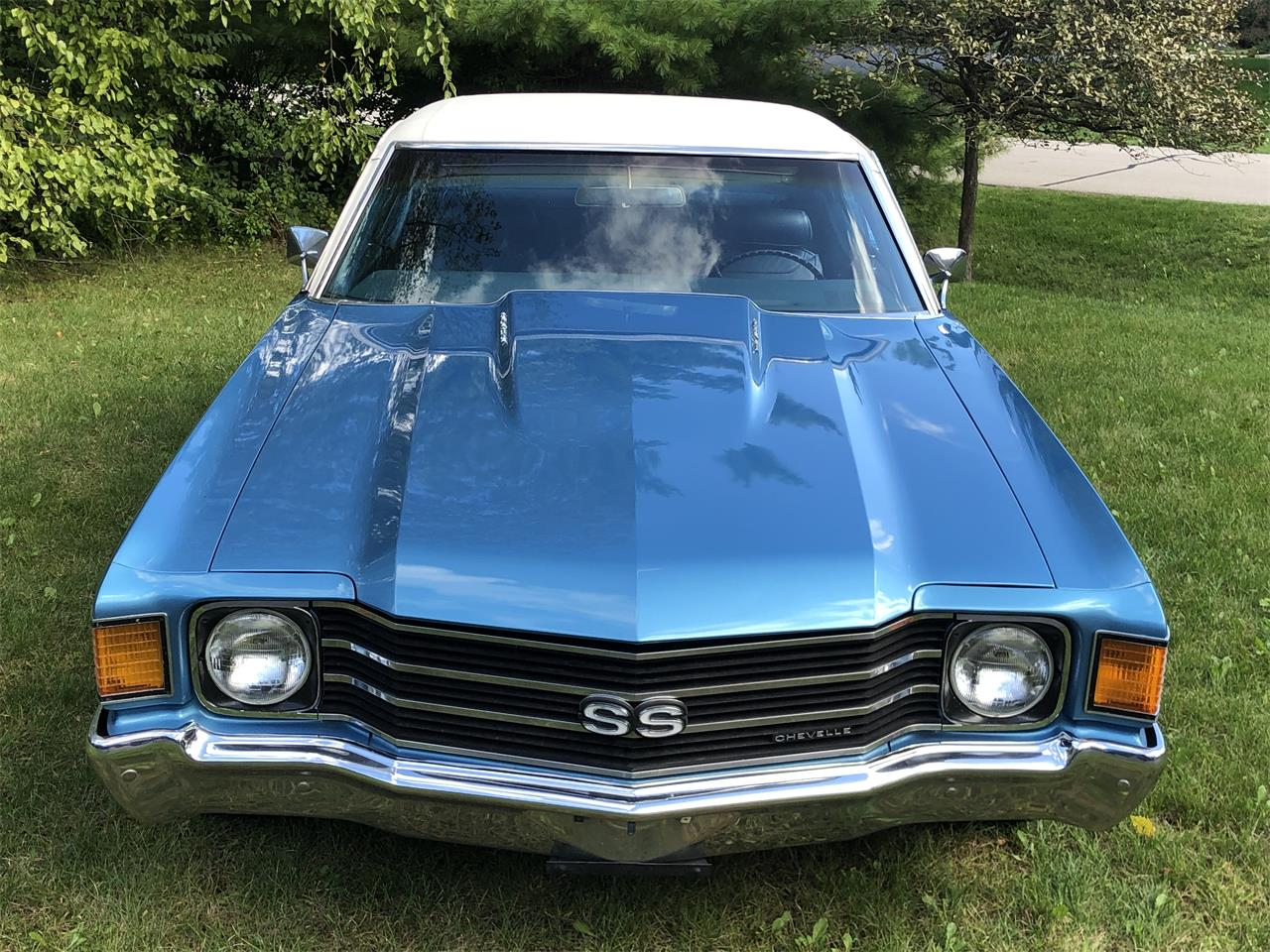 Large Picture of 1972 Chevrolet Chevelle located in Illinois - R1KM