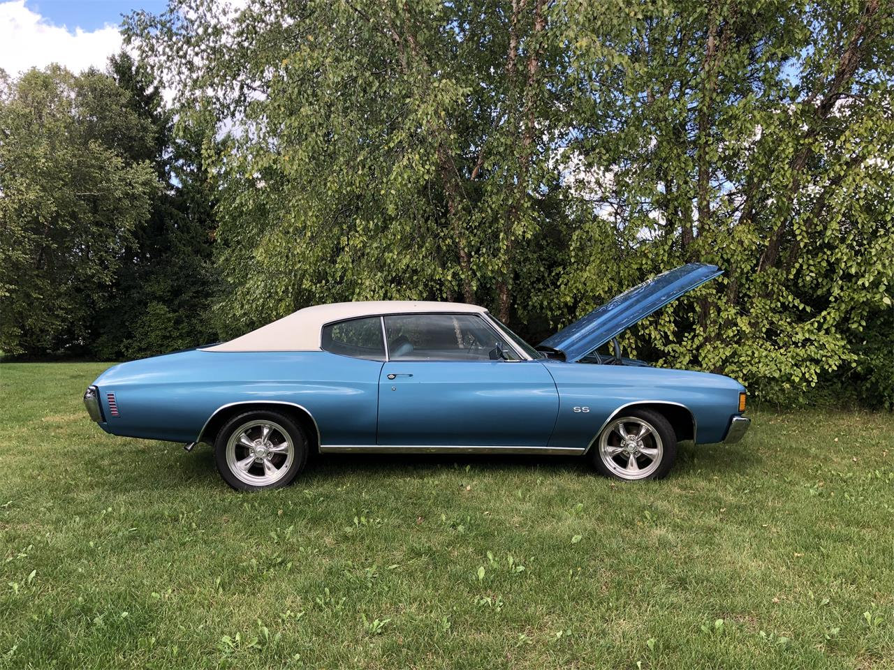 Large Picture of Classic 1972 Chevelle located in Long Grove Illinois Offered by United Auto Exchange - R1KM
