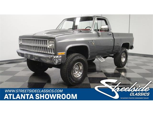 Picture of '81 K-10 located in Lithia Springs Georgia - $28,995.00 Offered by  - R1LB