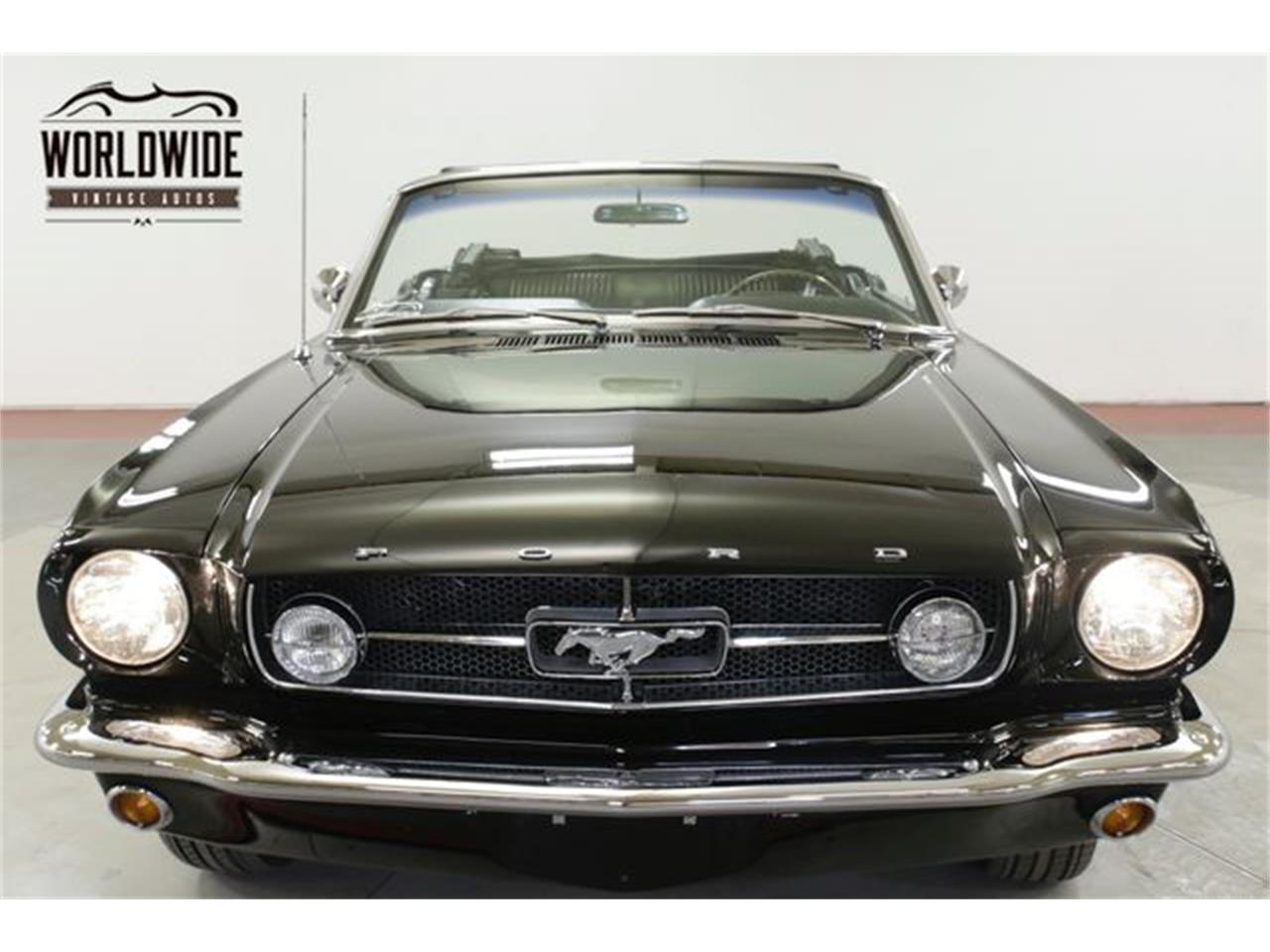 Large Picture of '65 Mustang - R1LE