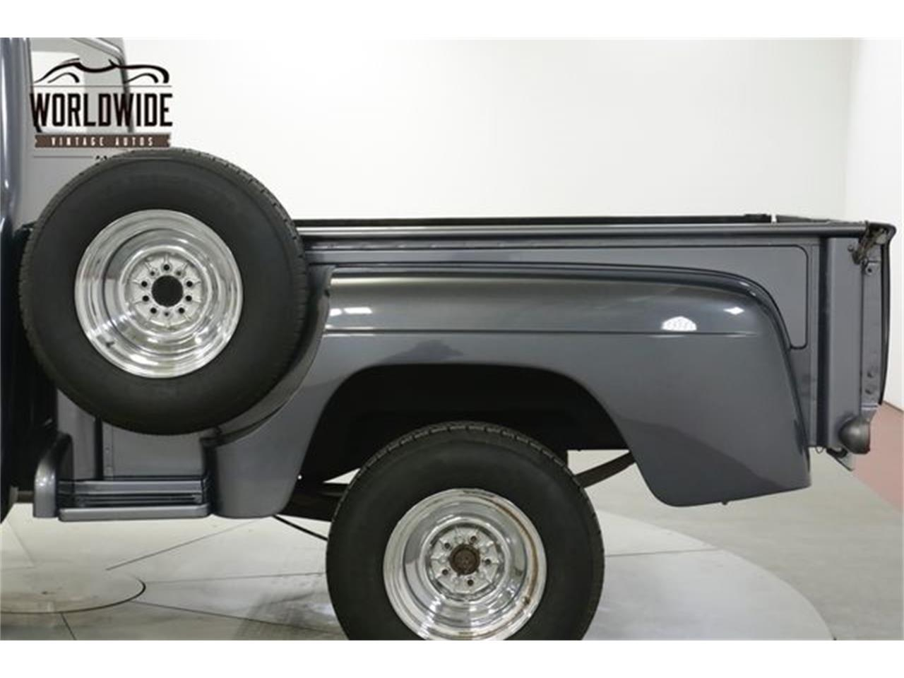 Large Picture of '58 International Pickup - $19,900.00 Offered by Worldwide Vintage Autos - R1LO