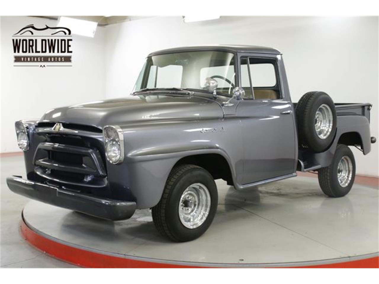 Large Picture of Classic 1958 International Pickup located in Colorado Offered by Worldwide Vintage Autos - R1LO