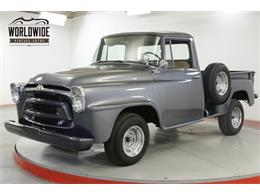 Picture of '58 Pickup located in Denver  Colorado - $19,900.00 Offered by Worldwide Vintage Autos - R1LO
