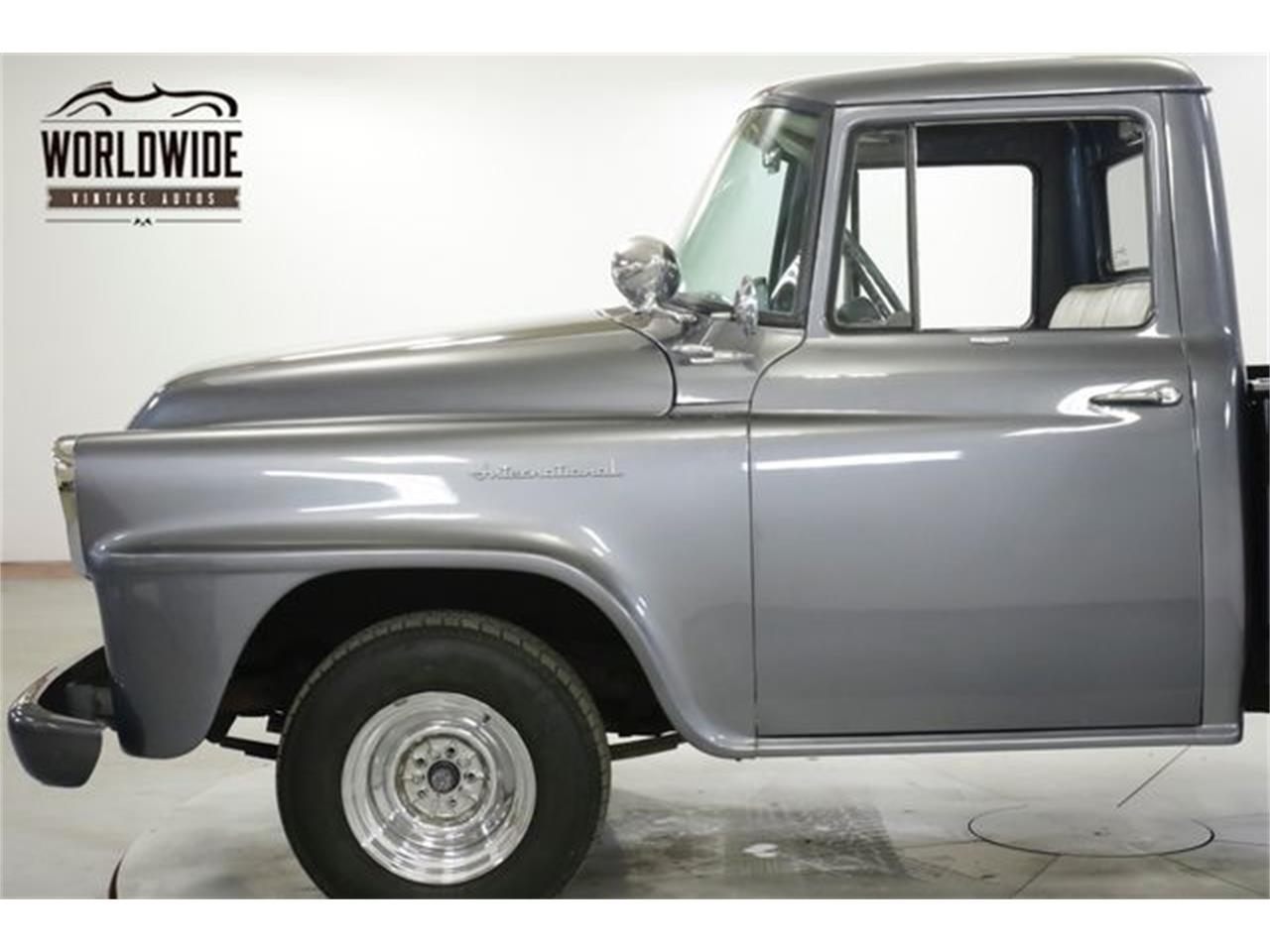 Large Picture of Classic 1958 International Pickup located in Colorado - $19,900.00 Offered by Worldwide Vintage Autos - R1LO
