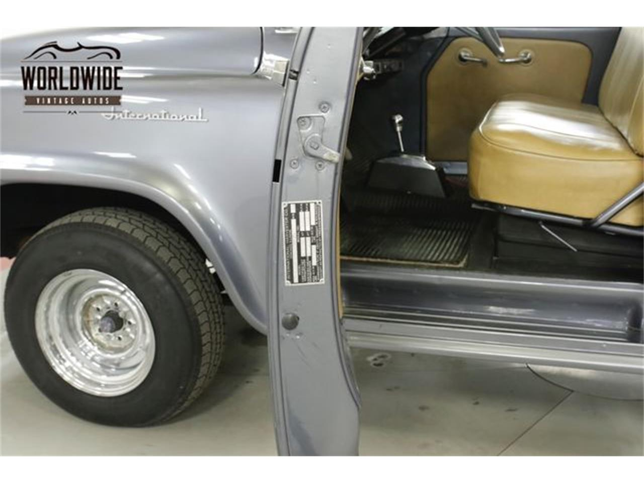 Large Picture of 1958 International Pickup Offered by Worldwide Vintage Autos - R1LO