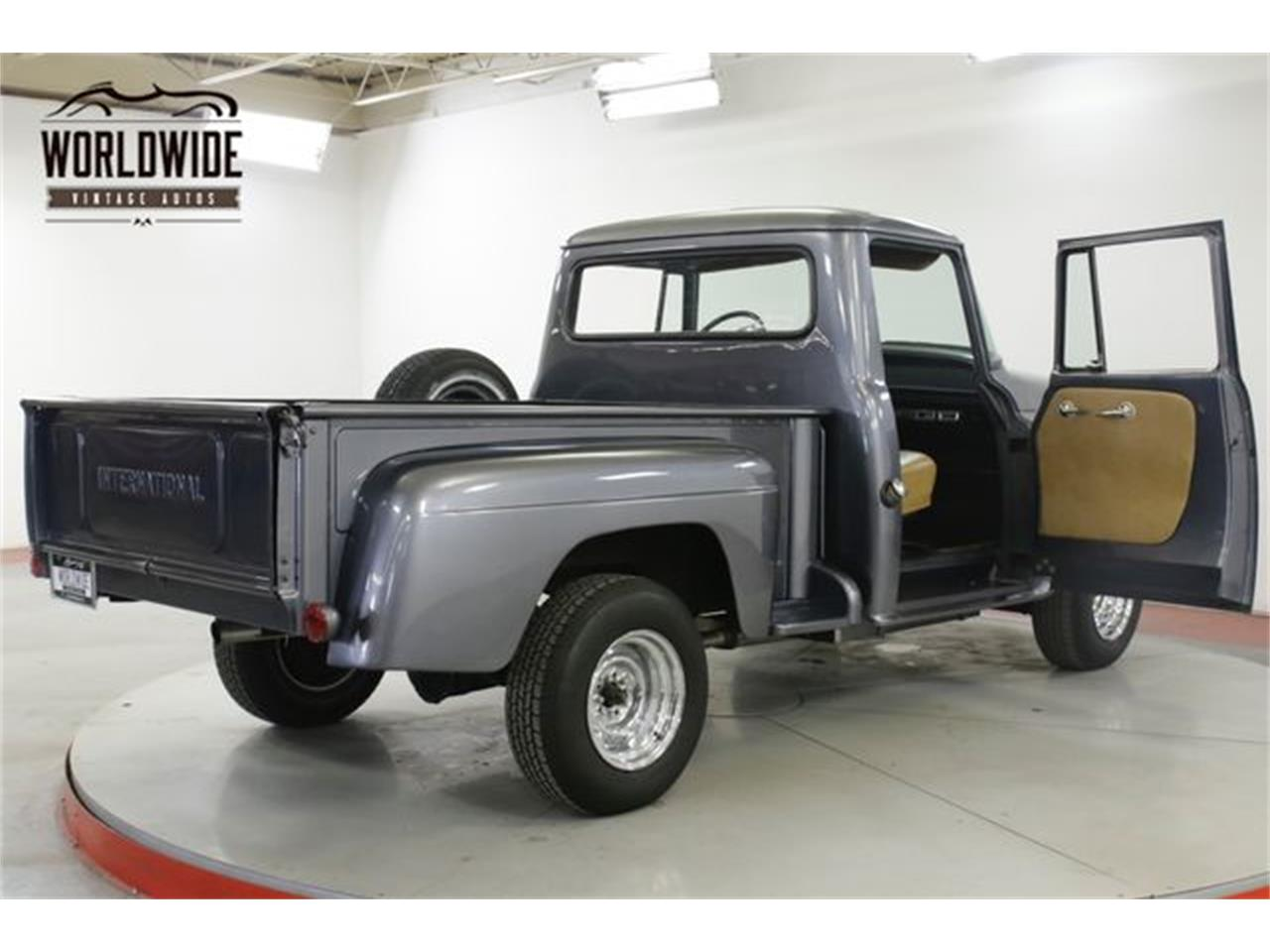 Large Picture of 1958 Pickup - $19,900.00 Offered by Worldwide Vintage Autos - R1LO