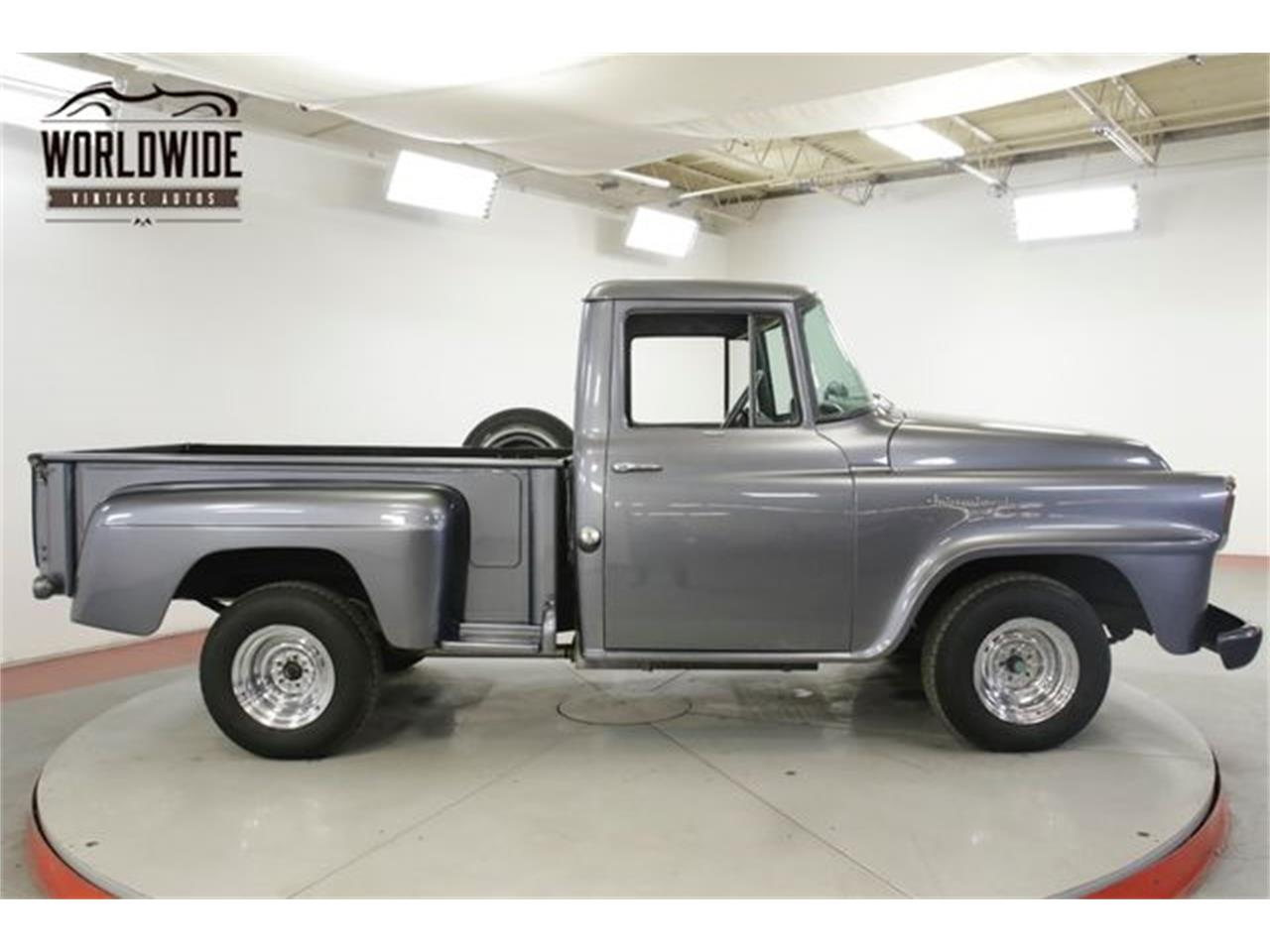 Large Picture of Classic '58 Pickup located in Colorado - $19,900.00 Offered by Worldwide Vintage Autos - R1LO